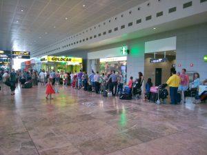 Alicante arrivals