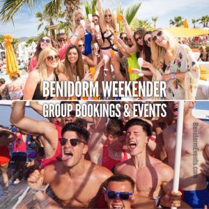 Benidorm events